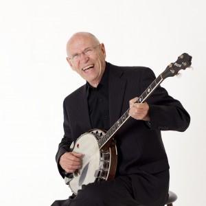 Einar Aarø, banjo