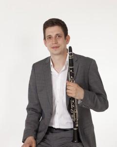 Lars Frank, klarinett